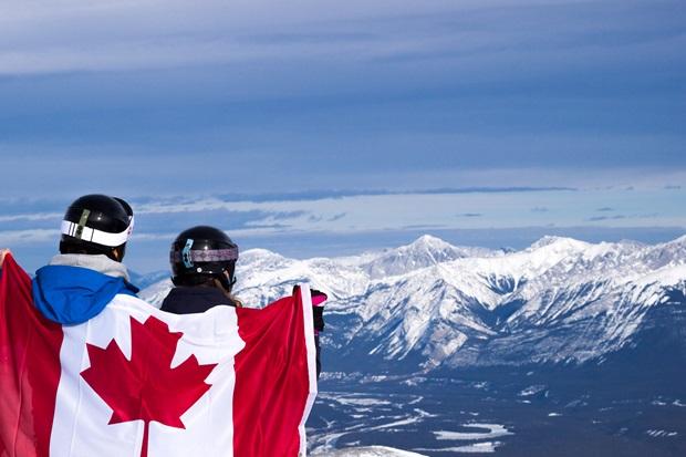 Utsikt over hele Canada!