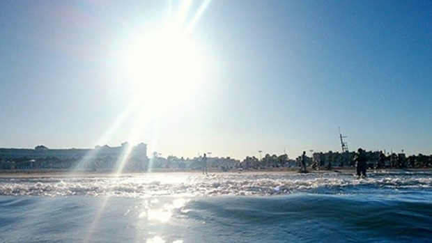 Sol og sommer i Spania