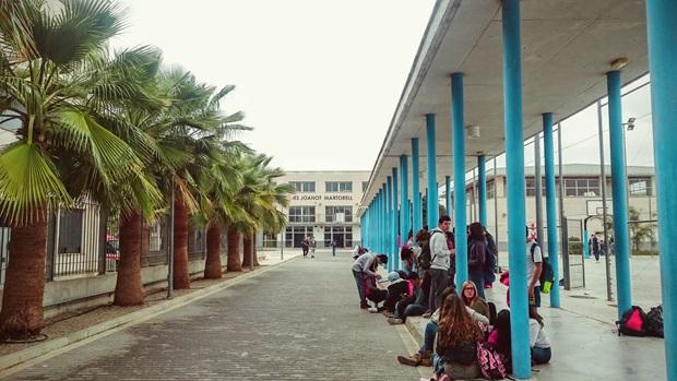 Den spanske skolegården