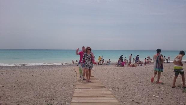 strandliv i Spania