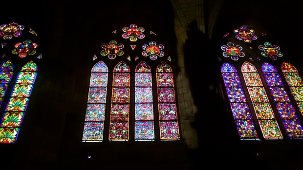Kirkerom i Vanencia