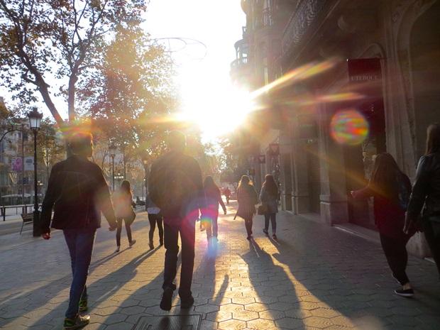Spania i desember