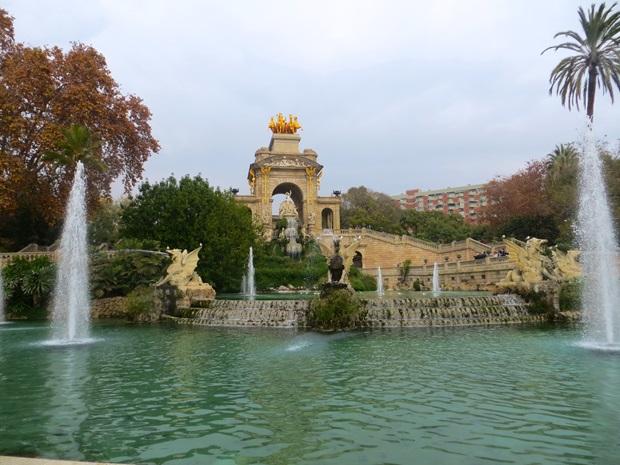 Nydelig utsikt i Spania
