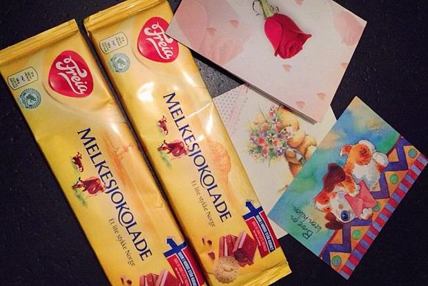 Norsk sjokolade