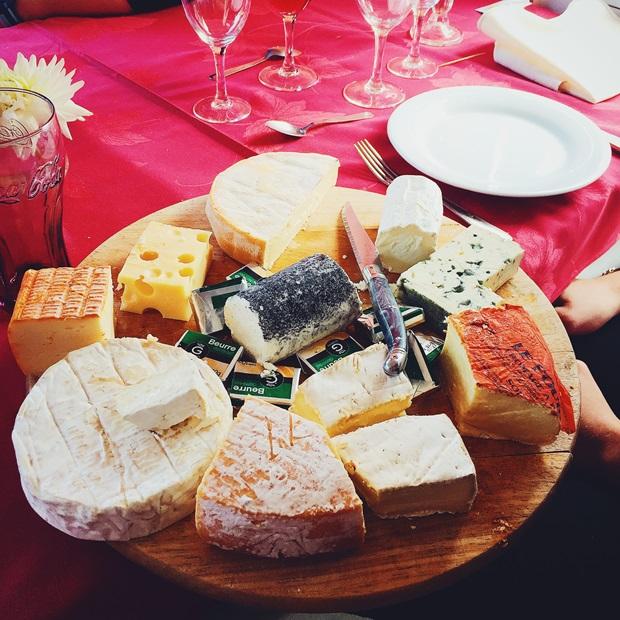 Deilige franske oster