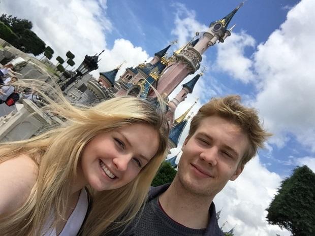 I Euro Disney!