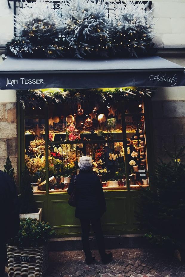 Marché de Noël - julemarked!
