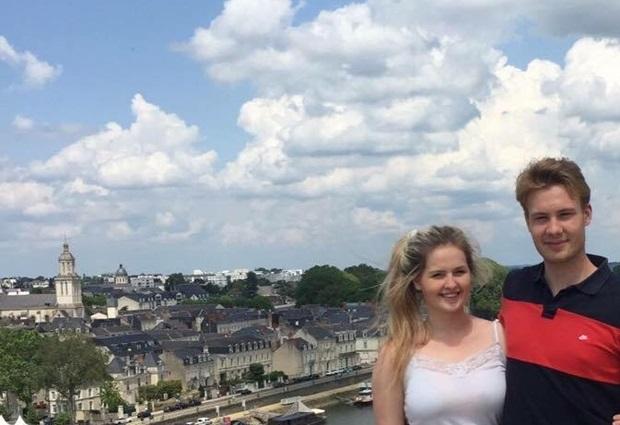 Utvekslingsstudenter i Frankrike