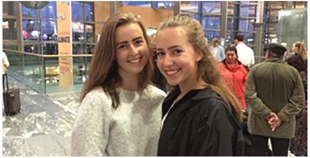 Norsk utvekslingsstudent i England