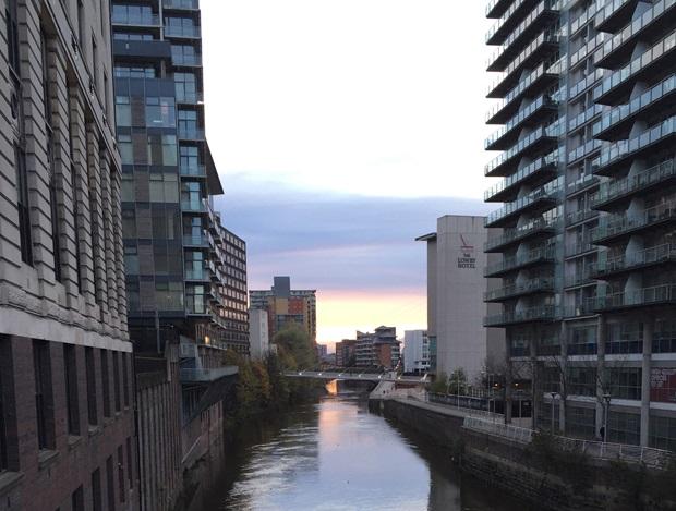Utsikt i England