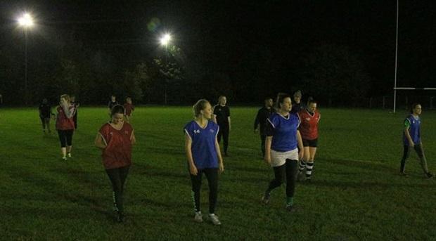 Rugby teamet