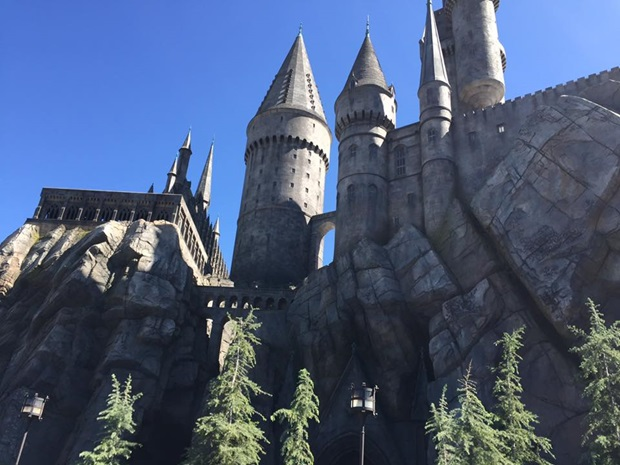 Harry Potter verden i Universial Studios
