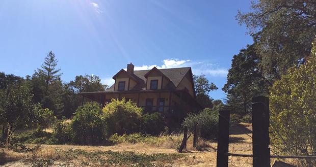 Huset til vertsfamilien
