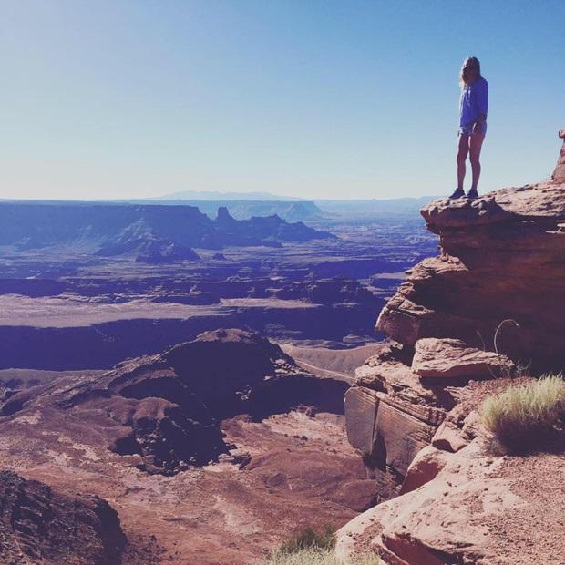 Utsikt over Grand Canyon