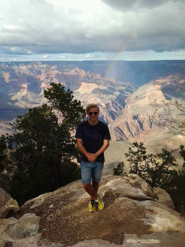 Bjørnar i Grand Canyon