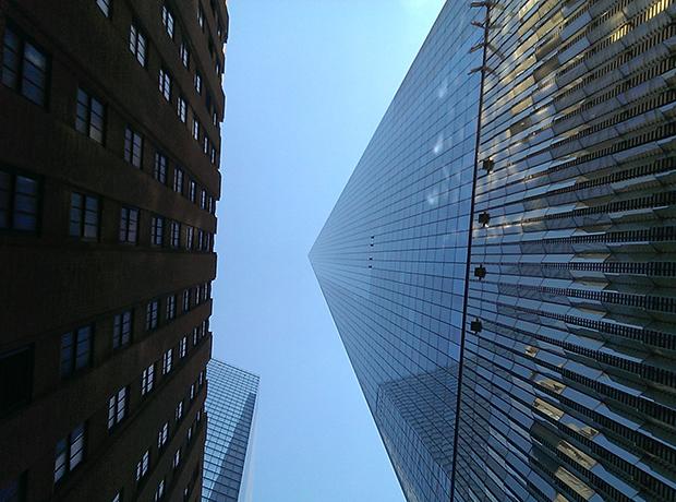 New York skyskrapere