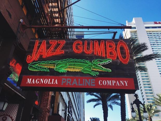 New Orleans mat!