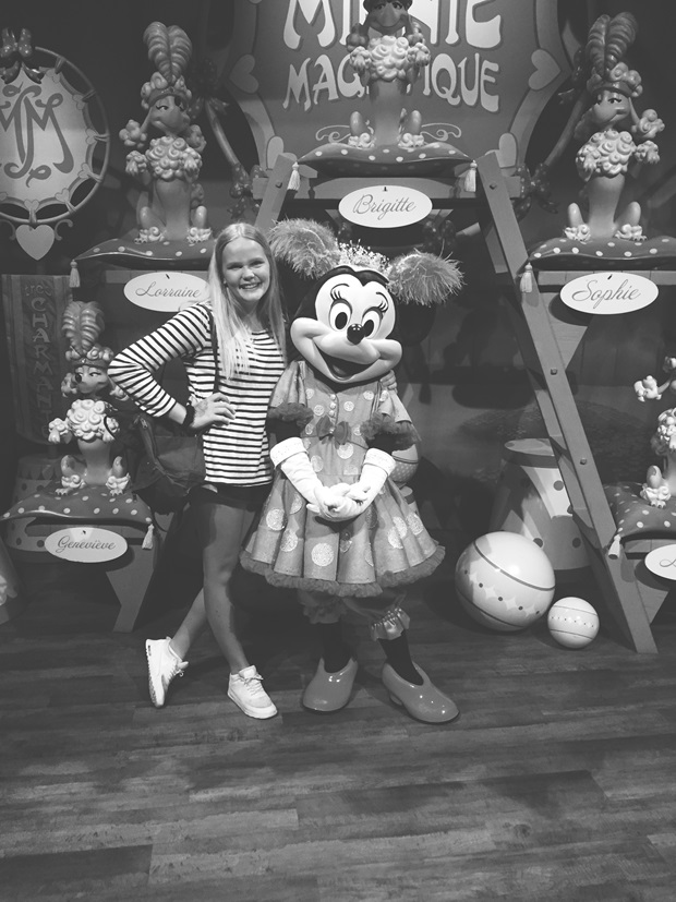 Emily og Minnie
