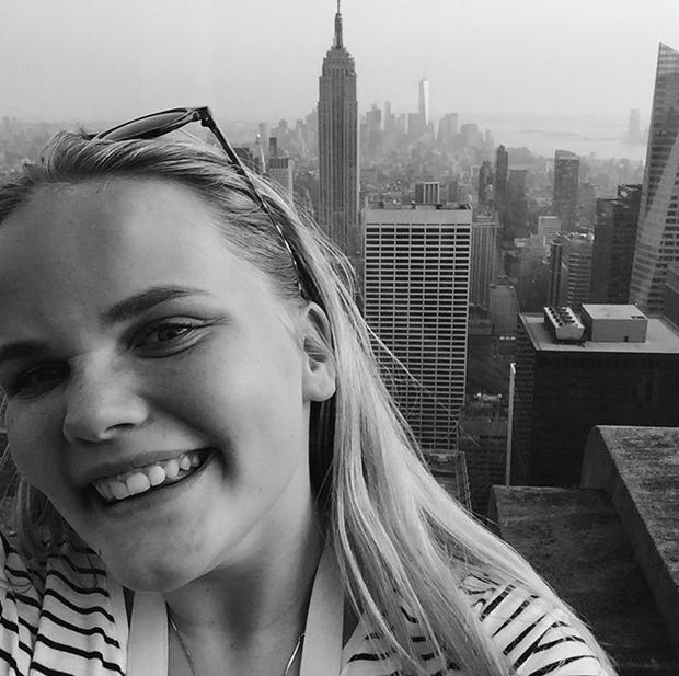 Norsk utvekslingsstudent på Soft Landing Camp i New York