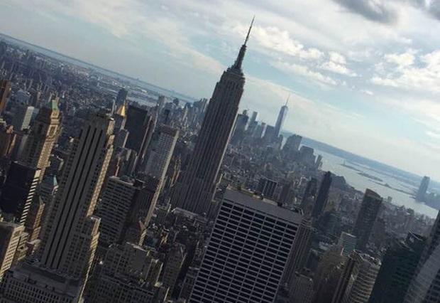 New York utsikt