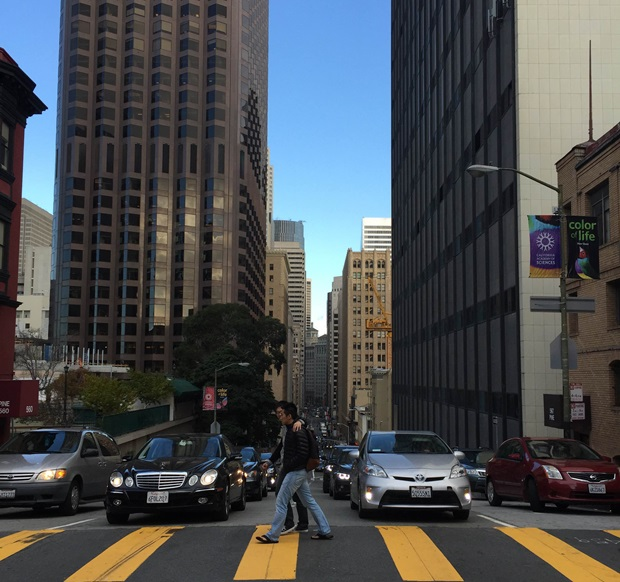 San Fransisco gatebilde