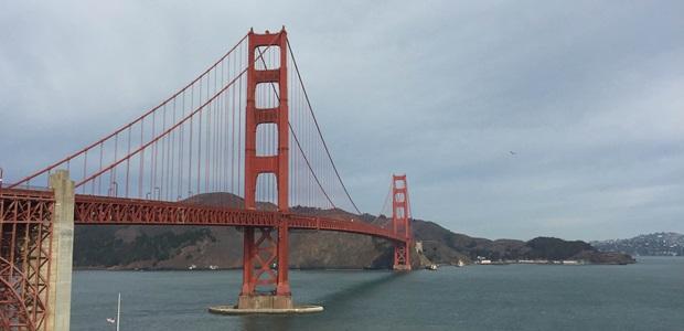 San Francisco utsikt