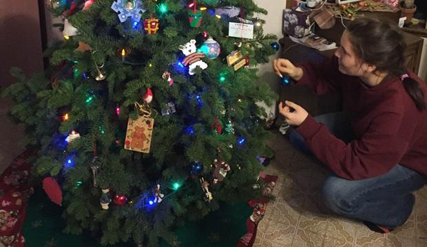 Julepynting