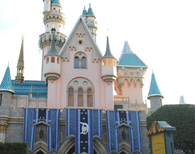 Julebesøk til Disney