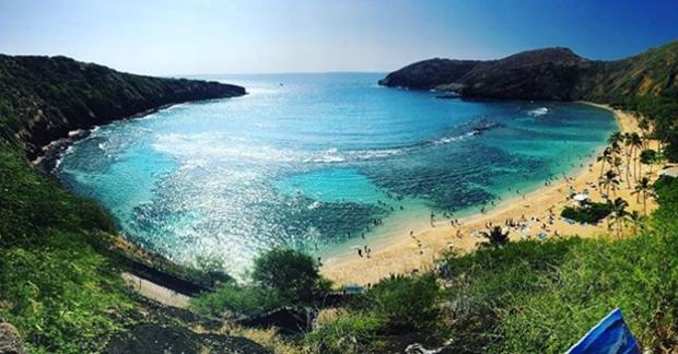 Vakre Hawaii
