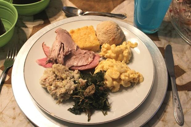 Thanksgiving middag