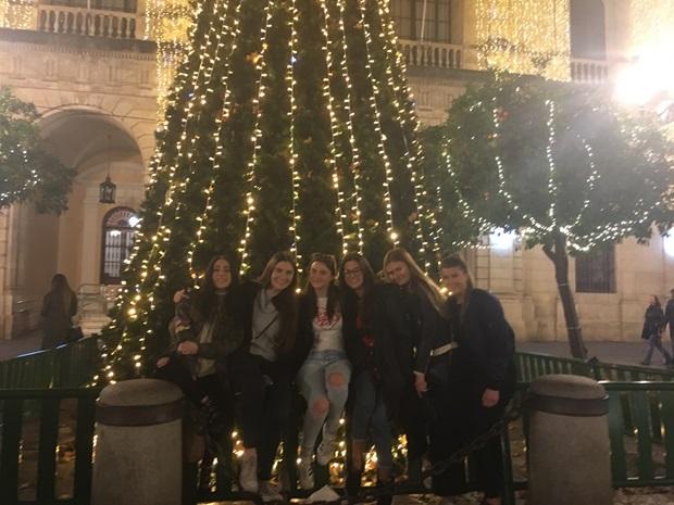 julefeiring Spania