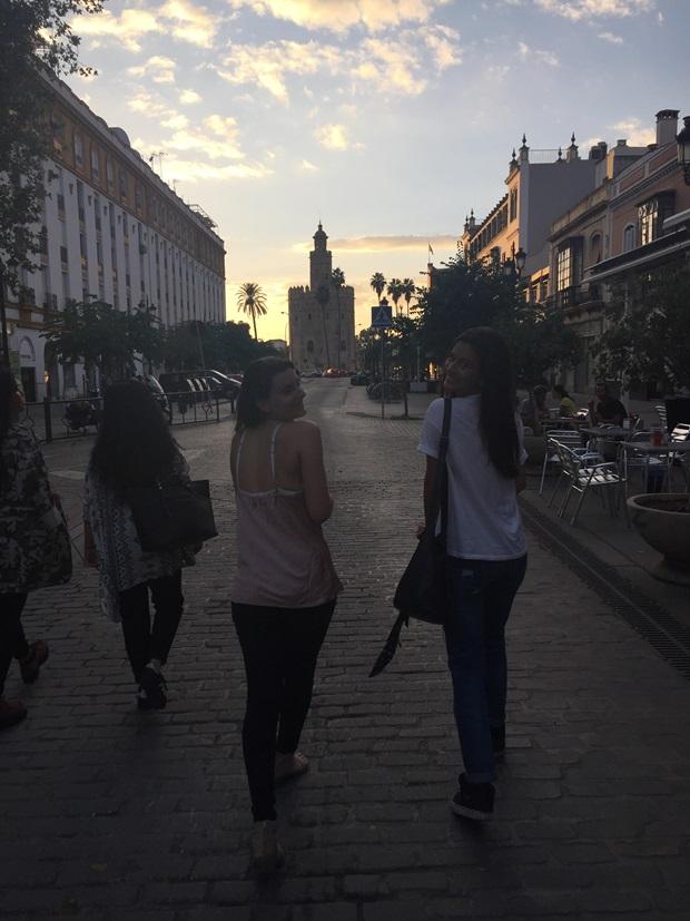 utveksling i Spania