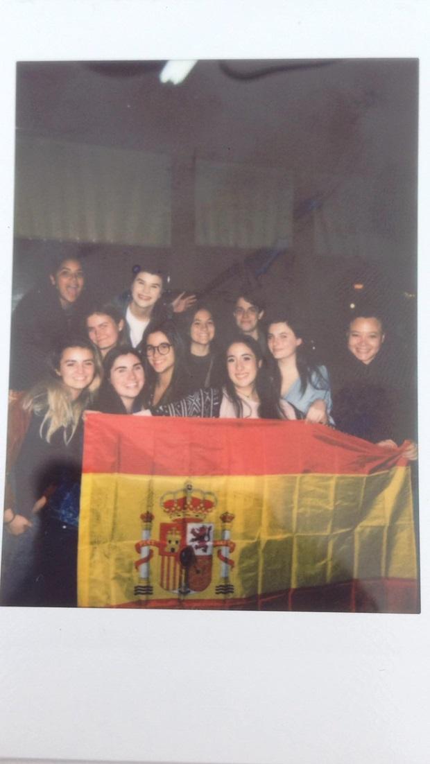 spania flagg