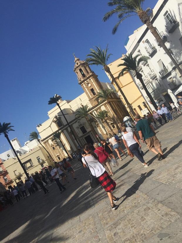 utvekslingsstudent i Spania