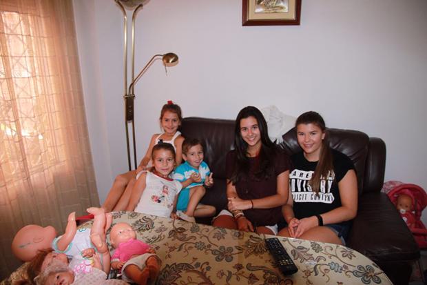 vertsfamilie i Spania