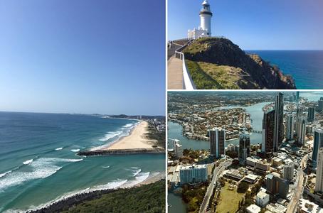 Utsikt i Australien