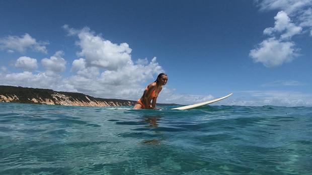 Prøv deg på surfing som utvekslingsstudent i Australia