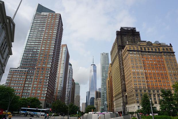 Skyskrapere i USA