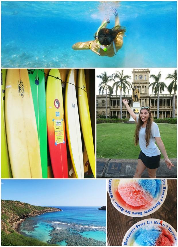 utbytesstudent hawaii vänner