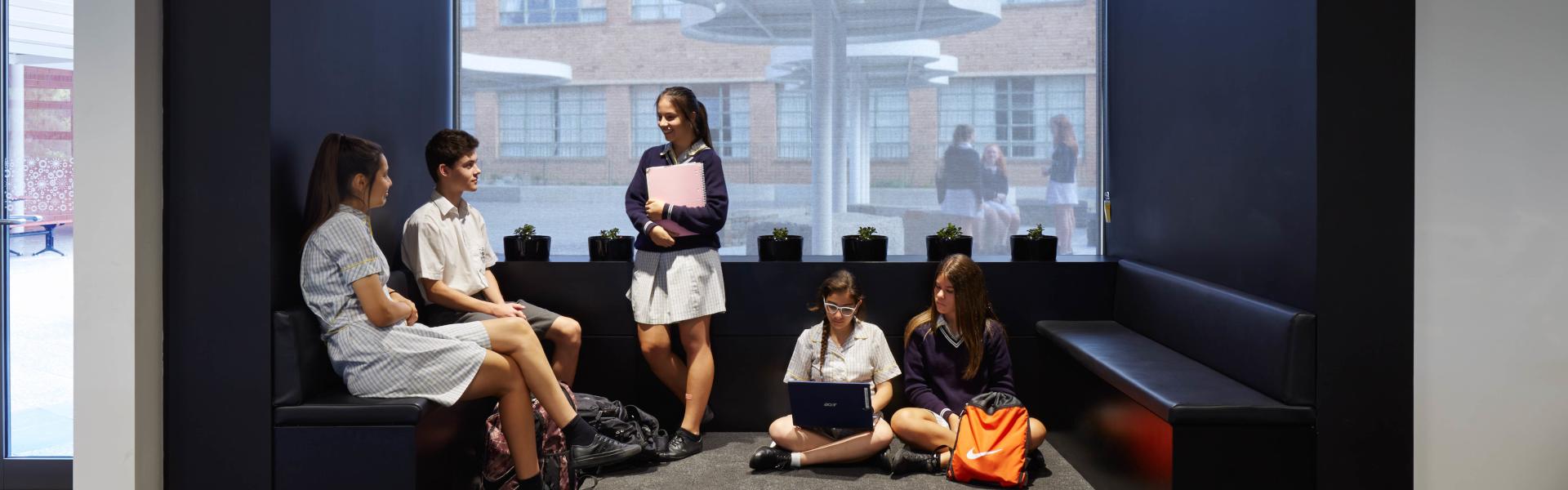 Adelaide-High-School-Lounge-Area