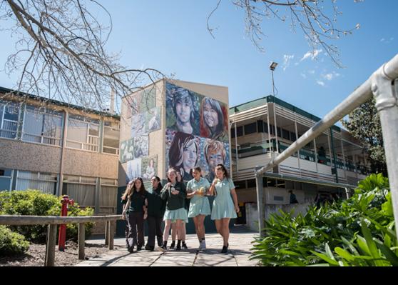 Blackwood High School Public South Australia Australia Students on Campus