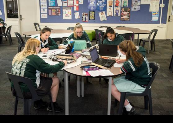 Blackwood High School Public South Australia Australia Students Studying