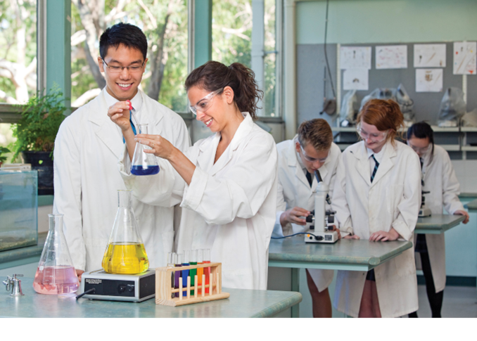 Unley High School Public South Australia Australia Chemistry Class