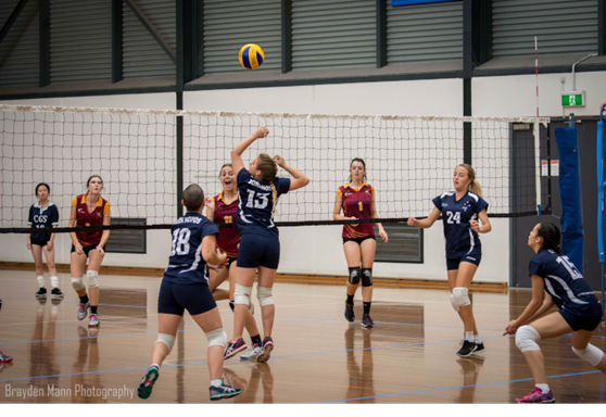 Victor Harbor High School Public South Australia Australia Volleyball