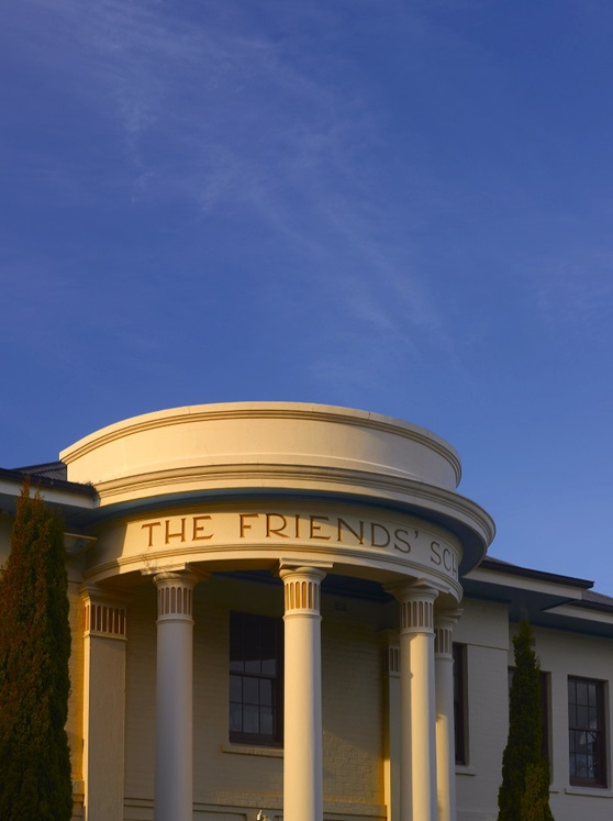 The-Friends-School-Outside-Building