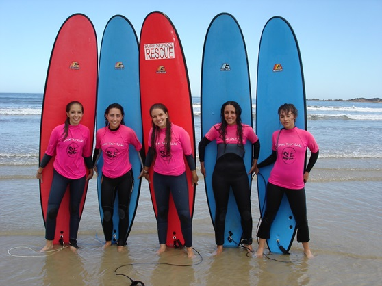 Brighton-Secondary-College-Students-Surfing