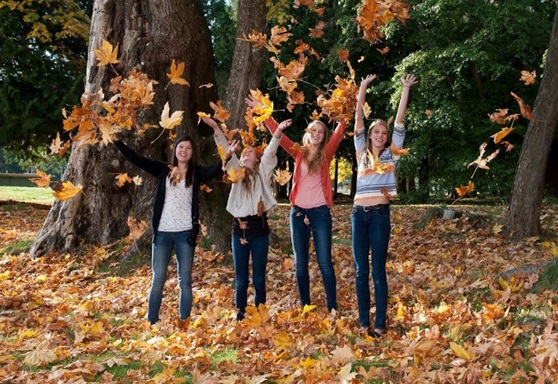 Delta School District-British Columbia-Fall Season Picture with Students-Gallery-Canada-2019