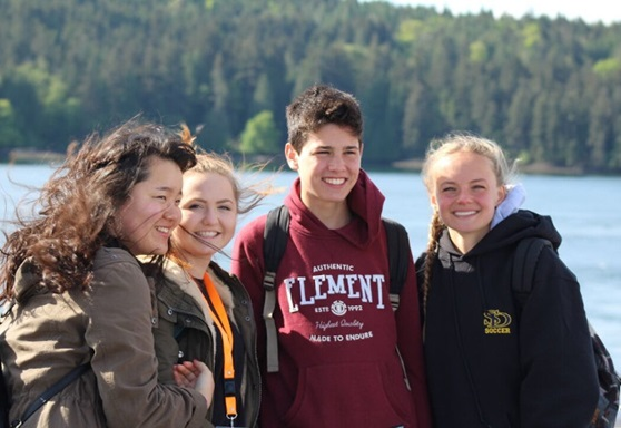 Delta School District-British Columbia-Students on Field Trip-Gallery-Canada-2019