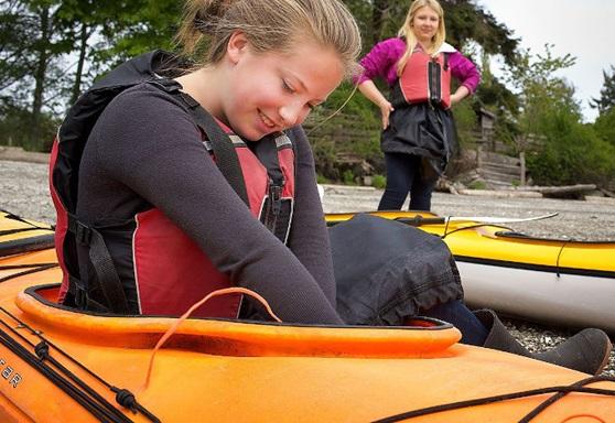 Gulf Islands School District-British Columbia-Students Kayaking-Gallery-Canada-2019