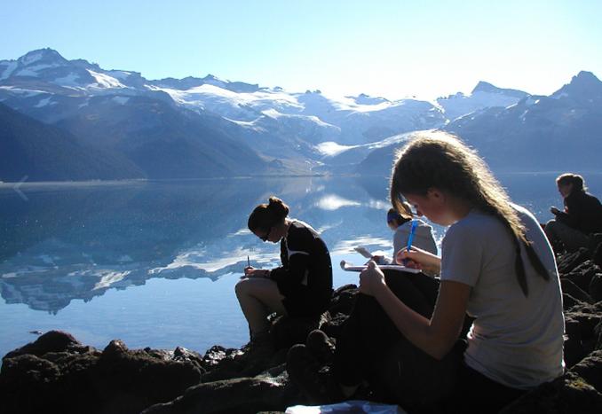 Langley Schools-British Columbia-Outdoor Art Class-Gallery-Thumbnail-2019